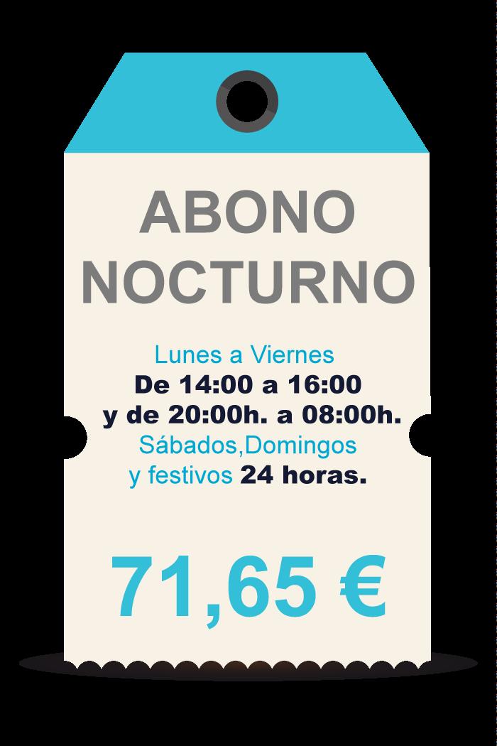 ABONO-NOCTURNO